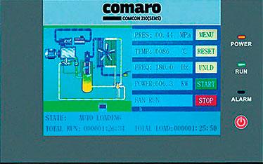 Винтовой компрессор SB 55-10