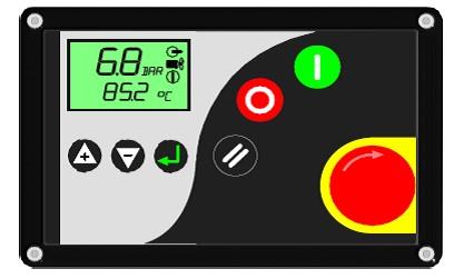 Винтовой компрессор A-5510
